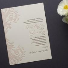 Classic Pretty Miss Wedding Invitations