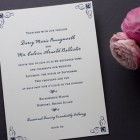 Dream Letterpress Wedding Invitations