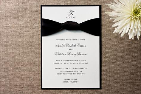 Stardust Wedding Invitations Invitation Crush