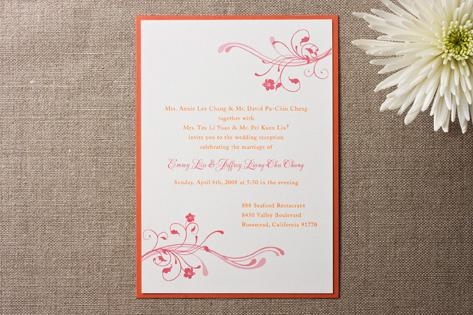 Willow Wedding Invitations