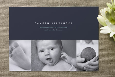 birth announcements Archives Page 3 of 3 Invitation Crush – Photo Birth Announcement