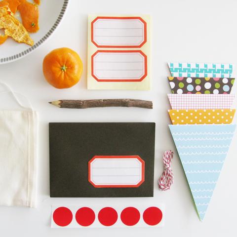 Pennant Invitation Kit