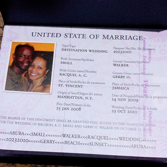 passport wedding program template - raquel gerry 39 s custom passport wedding invites