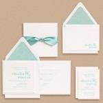 Paper Source Ampersand Names Wedding Invitations