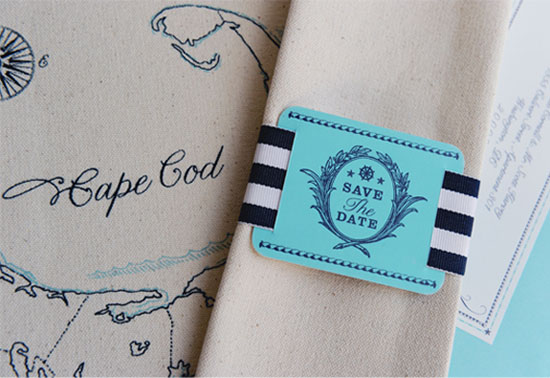 Cape Cod Nautical Save the Dates