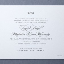 Charming Go Lightly Wedding Invitation Cheree Berry