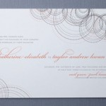 Intricate Wedding Invitations