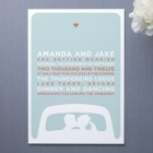 Just Married Wedding Invitations