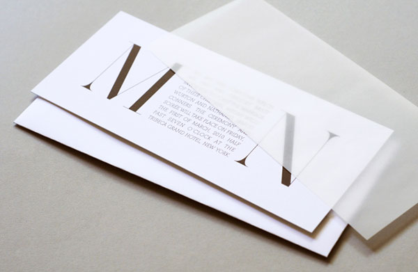 Modern Wedding Invitation is one of our best ideas you might choose for invitation design