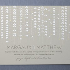 Willow Tree Wedding Invitations