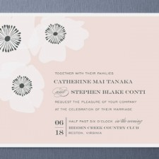Ethereal Wedding Invitations