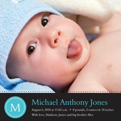 birth announcement Archives Invitation Crush – Madison Birth Announcements