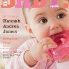 Cover Shot Pink Birth Announcements