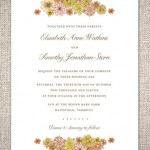 Evelyn Wedding Invitations