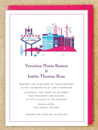 visit las vegas wedding invitations invitation crush
