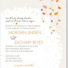 Summer Sway Wedding Invitations