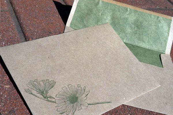 Tree Free Envelope Liners