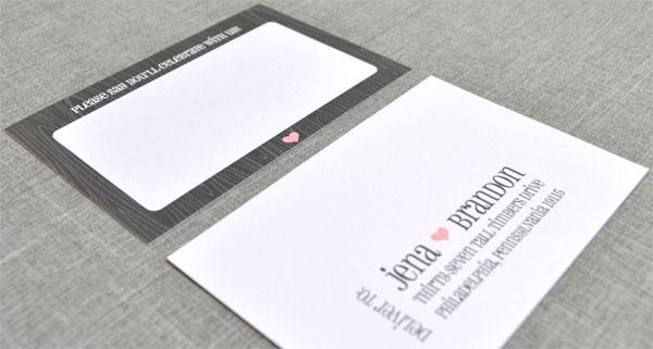 Cricket Printing Wedding Invitations