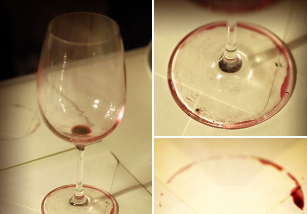 Wine Stain Seal Project