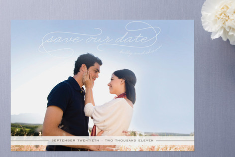 Gallery Classic Save the Date Cards