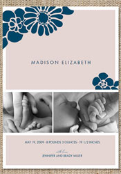 Birth Announcements by Simple Te