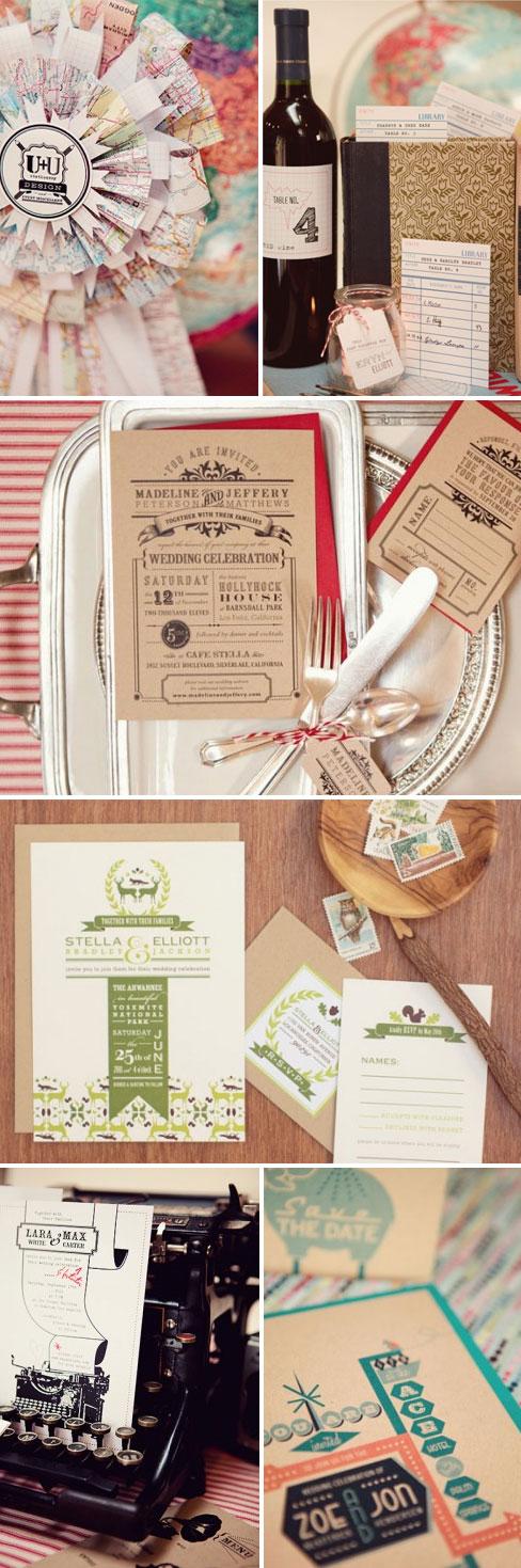 U+U Wedding Stationery