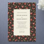 Folklore Wedding Invitations