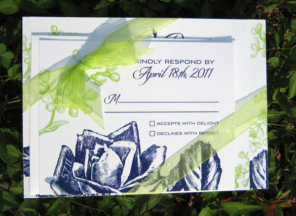 Krista McCormick Custom Invitation Design