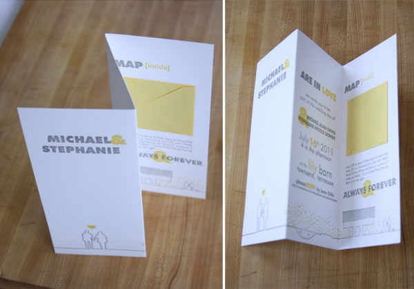 folded wedding invitations - thebridgesummit.co, Wedding invitations