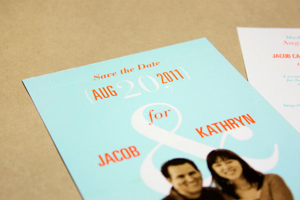 Kathryn Jacob Save the Date