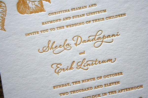 letterpress Archives Page 7 of 24 Invitation Crush – Letterpress Party Invitations