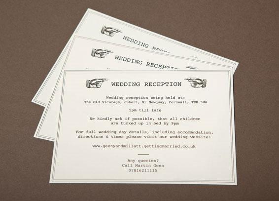 Good Job Creative Custom Wedding Invitations