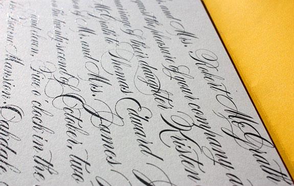 Thermography Wedding Invitations Wedding Invitations Invitation