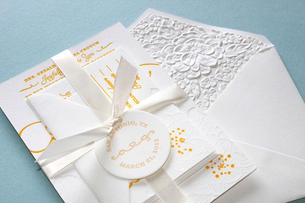 Best diy embossed wedding invitations gallery styles ideas 2018 diy letterpress wedding invitations solutioingenieria Image collections