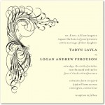 Estate Affair Wedding Invitations