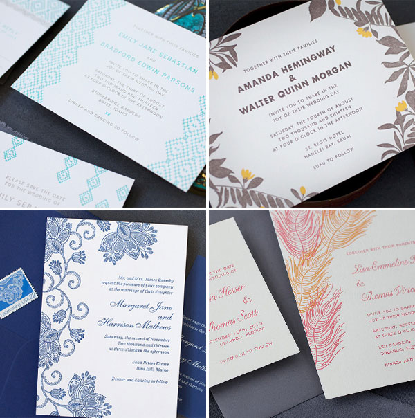 Susy Jack Wedding Invitations