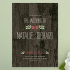 In the Park Wedding Invitations