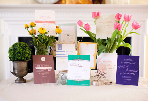 Maggie Wedding Invitation Collection