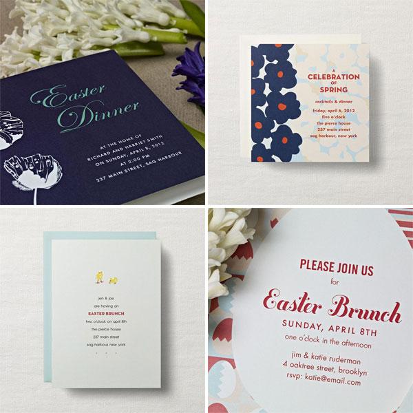 Spring Invitations Crane & Co.