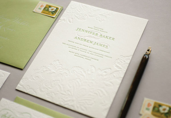 Isabel Wedding Invitation