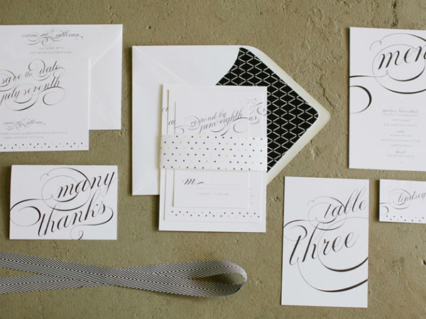 Sullivan Wedding Invitation Suite