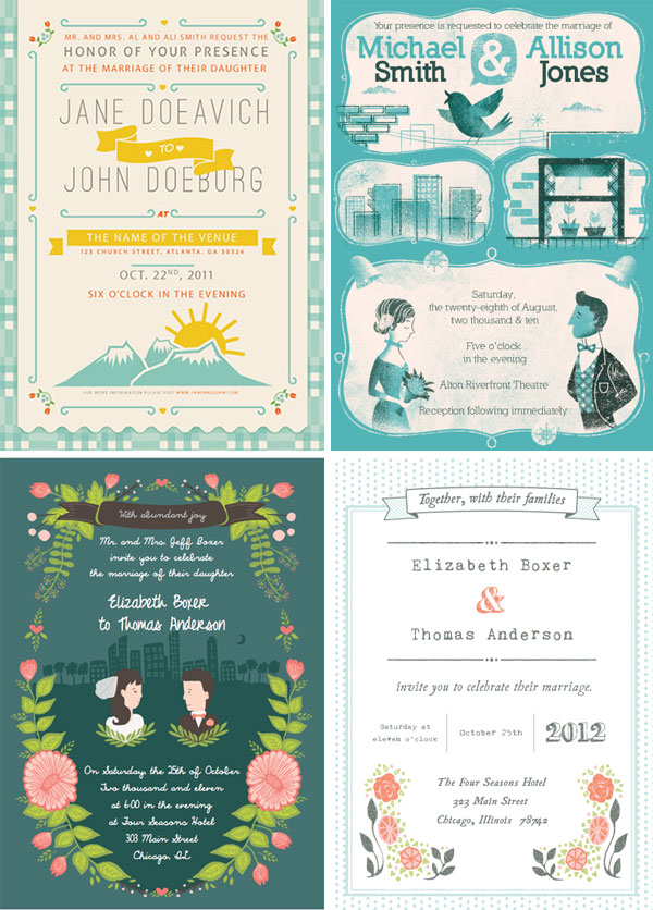 Invites Ever After