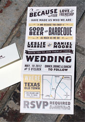 vintage-poster-typographic-wedding-invitations