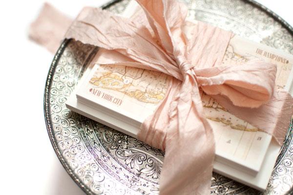 Soft Romantic Wedding Invitations