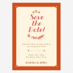Bloom &amp; Grow Save the Date Cards