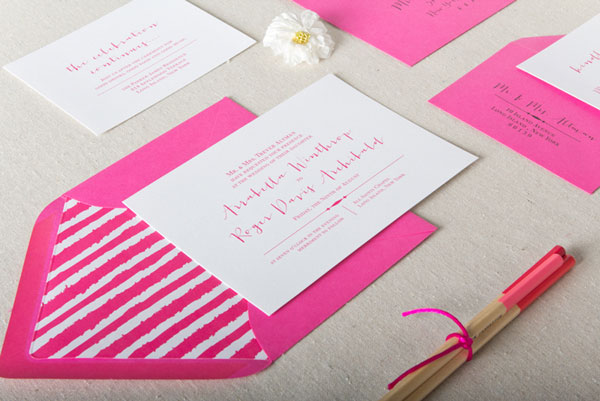 Clara Wedding Invitation Suite | Chelsey Emery
