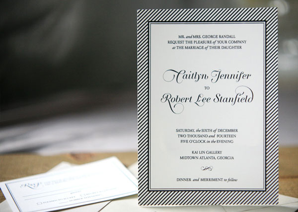 Ready To Print Wedding Invitations: Foglio Press Ready To Order Wedding Invitations
