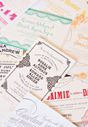 Bliss Wedding Invitation Collection
