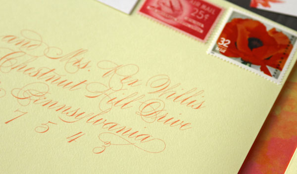 Elegant Wedding Envelopes | Anticipate Invitations