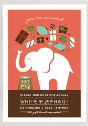 white-elephant-gift-exchange-invitations
